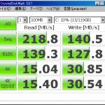 Crucial V4 128GB SSD 続き