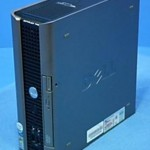 DELL Optiplex 745 Mini筐体 2台目で Zorin7