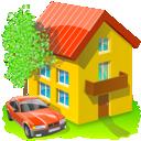 安全な住居