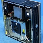 DELL Optiplex 740 Athlon64X2 3800+ ミニタワー動作品
