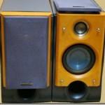KENWOOD LS-VH7 変な音のスピーカー